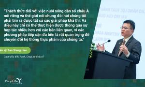 CropLife Châu Á hưởng ứng lời kêu gọi của FAO về việc chuyển đổi hệ thống lương thực thế giới