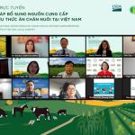 Giải pháp bổ sung nguồn cung cấp nguyên liệu thức ăn chăn nuôi tại Việt Nam