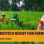Cần mở rộng cải cách nhằm cung cấp những công nghệ ưu việt nhất cho nông dân